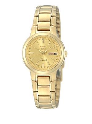orologi seiko donna oro