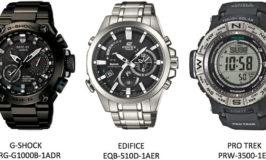 Orologi Casio: un mondo vasto e alla moda