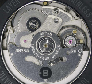 movimento seiko nh35a