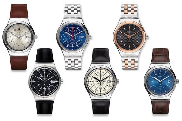 orologi swatch sistem51 irony