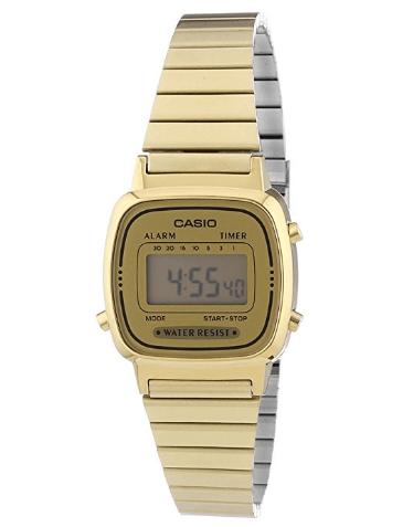 Orologio donna Casio LA670WEGA-9EF