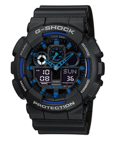 orologi uomo Casio GA-100-1A2ER