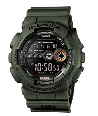 Orologi militari Casio G-Stock GD-100MS-3ER