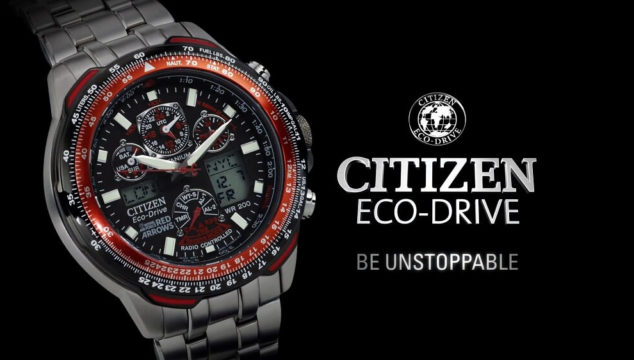 Orologi Citizen: 5 modelli d'eccellenza da uomo