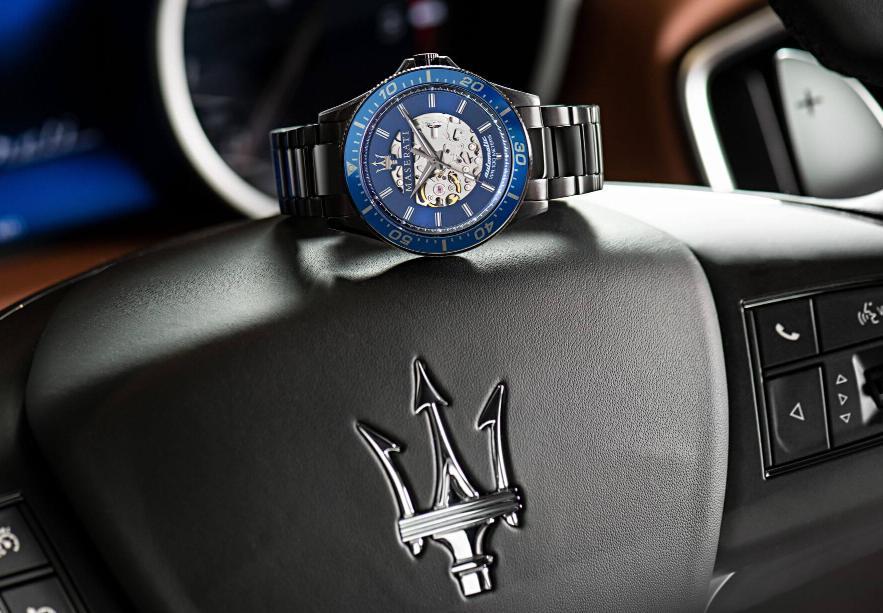 Orologio Maserati Cover